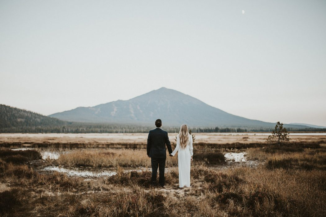 Sparks Lake Engagement