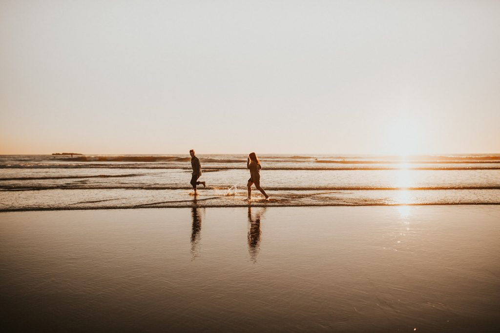 Oregon Coast Engagement Photo Locations