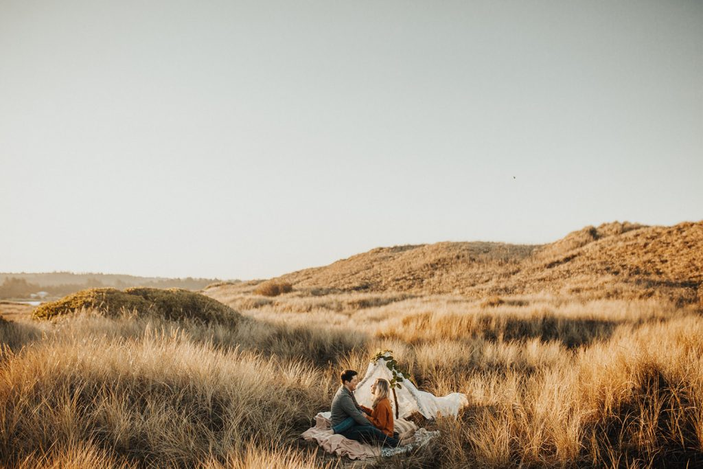 Oregon Engagement Photo Locations