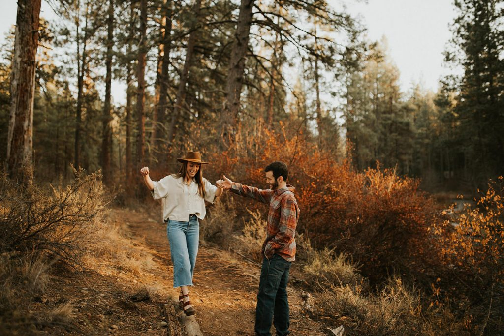 Adventurous Engagement in Oregon