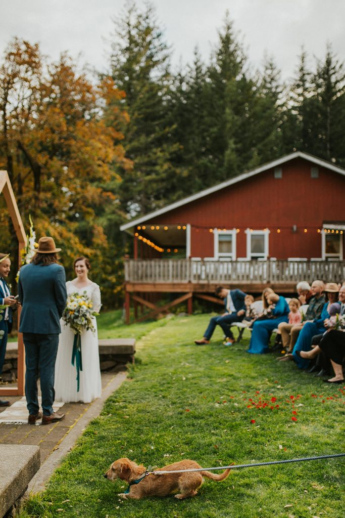Saying I do in the PNW