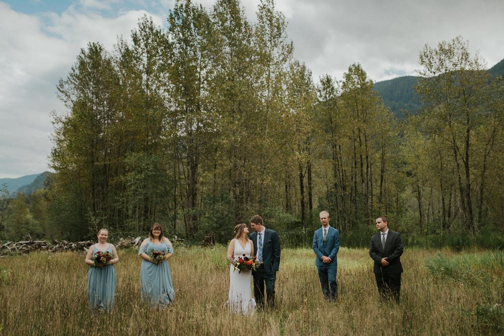 Washington Elopement