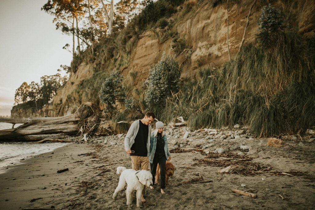 Engagement in Santa Cruz California