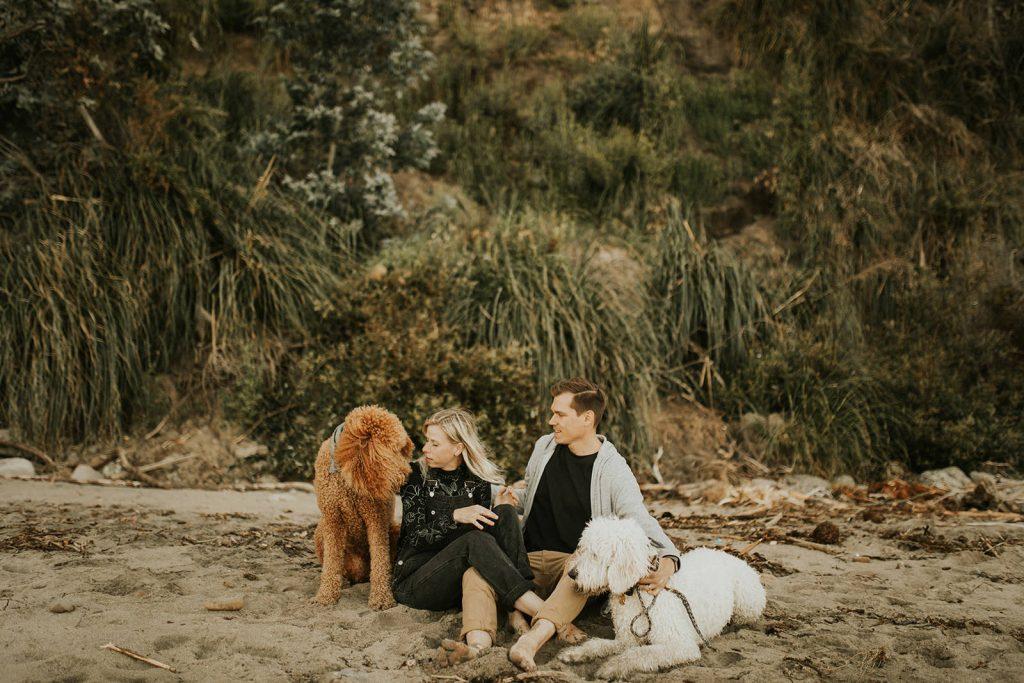 Santa Cruz California Engagement Session