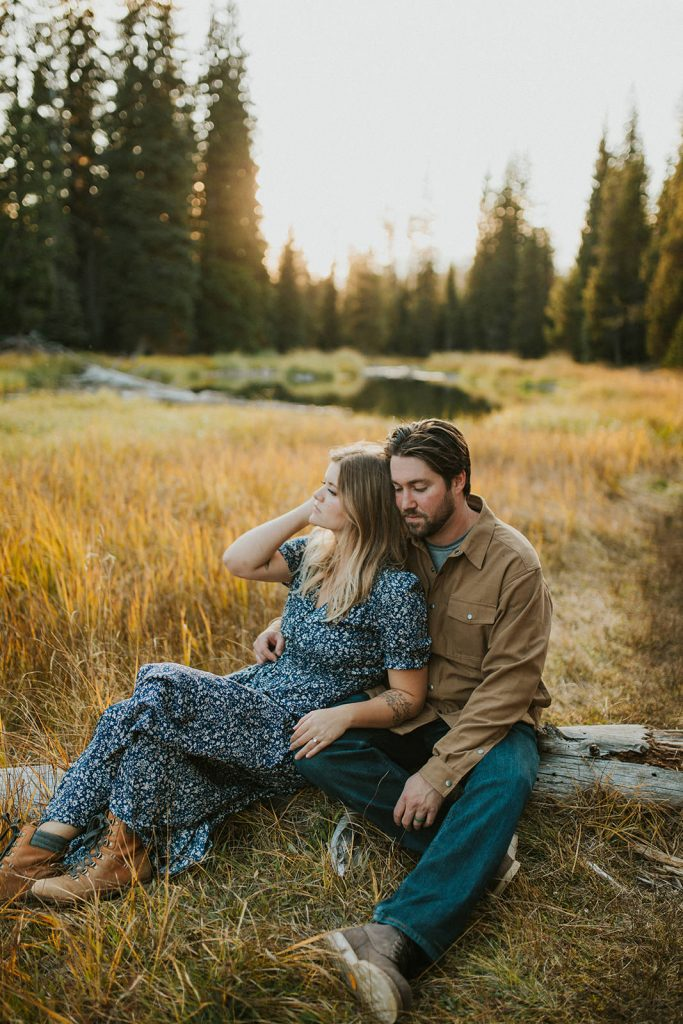 PNW Couple Session