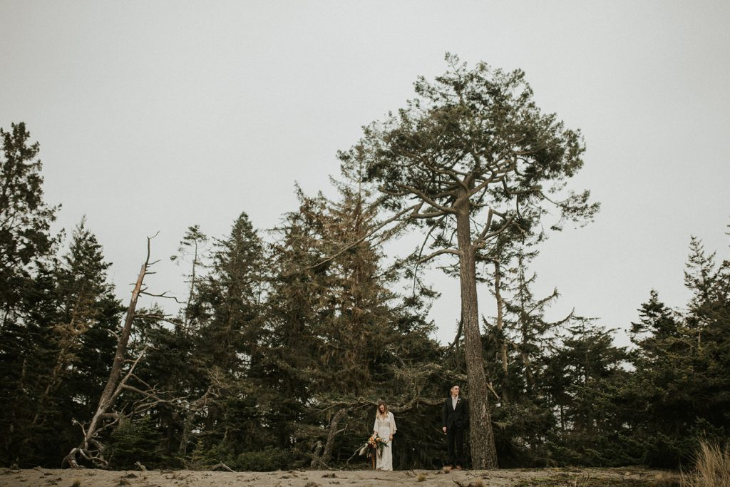 Elopement in Seattle Washington
