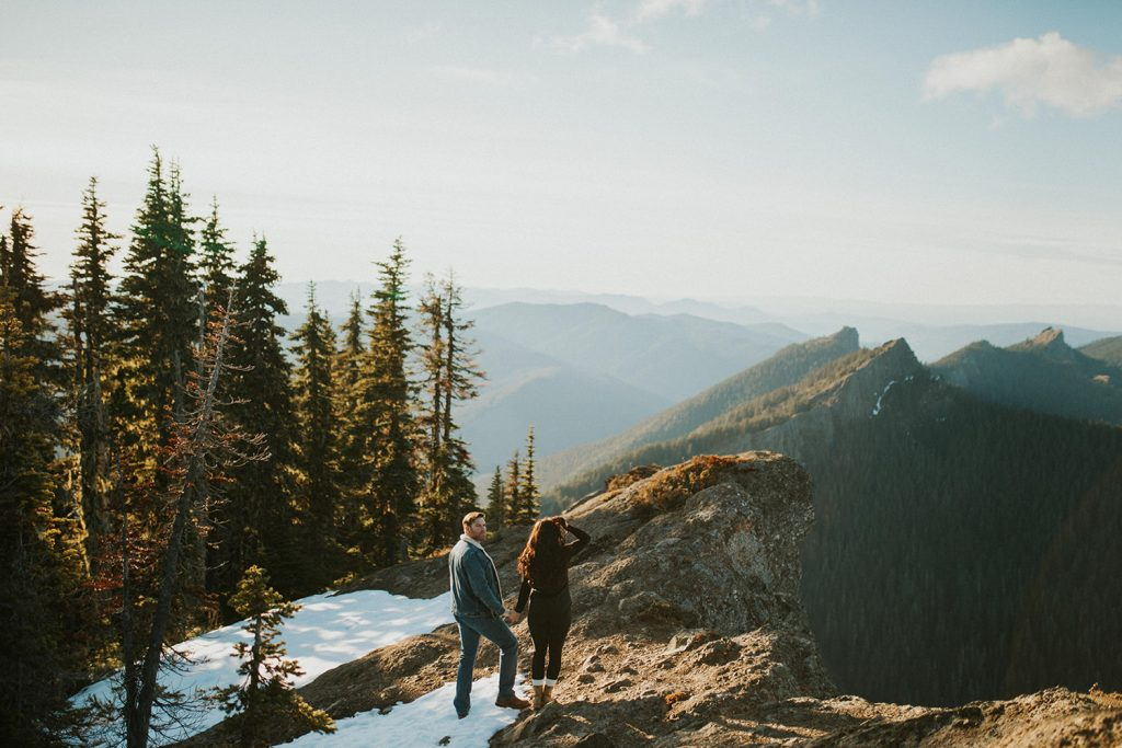 Engagement Locations in Washington