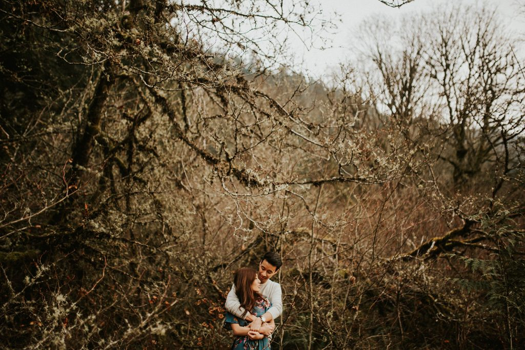 Olympic National Park Couple Session