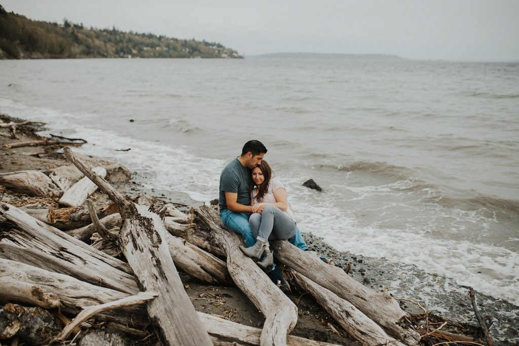 Discovery Park Couple Session Location