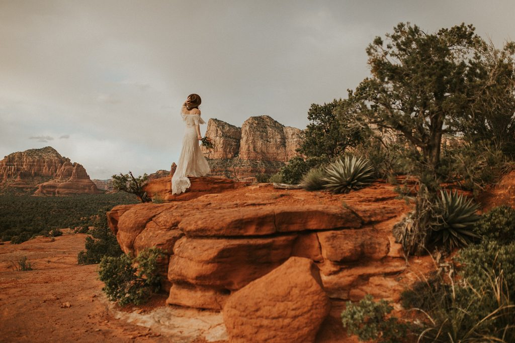 Sedona Arizona Elopement Photographer