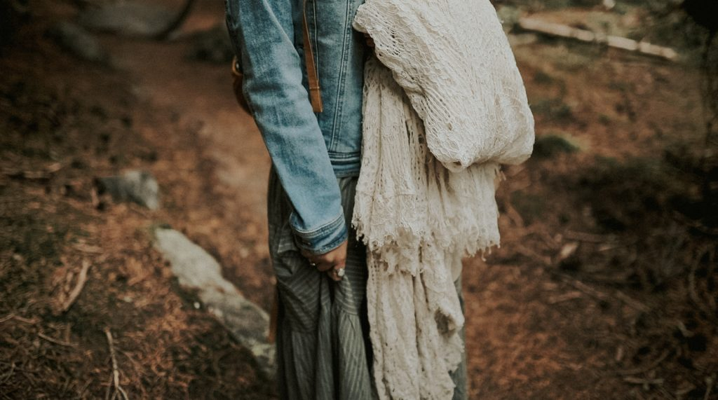 Lake Elopement in bend
